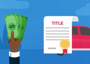 What is a title loan?
