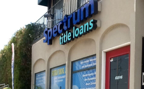 LoanCenter Title Loans at Spectrum Funding Inglewood CA