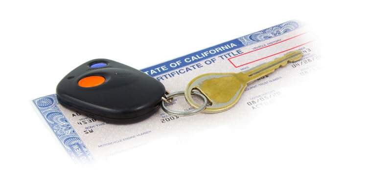 To apply for a title loan, we'll need to run a credit check and have access to your car title.