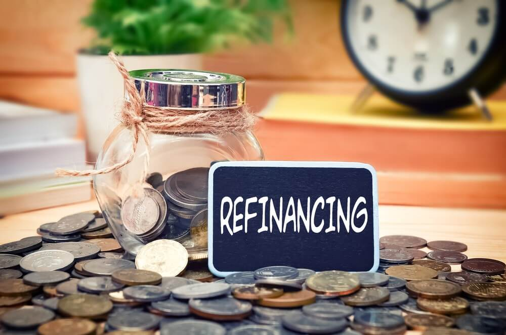 Those with bad credit camper loans may find relief by refinancing the original loan.