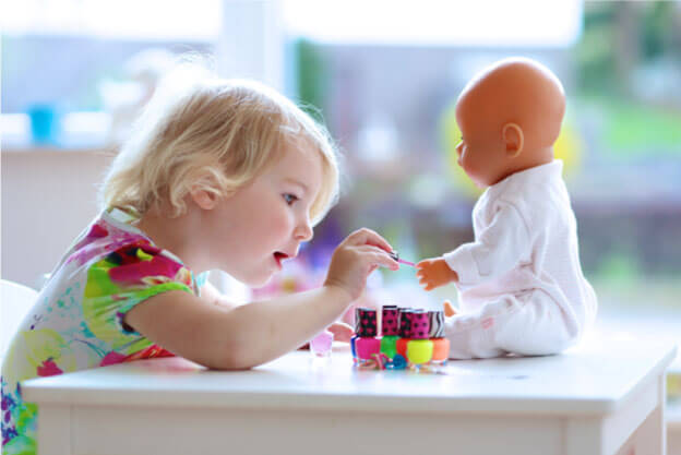 Emotional intelligence role play exercises allow kids to put themselves into different (and perhaps even difficult) social situations. These exercises help teach empathy.