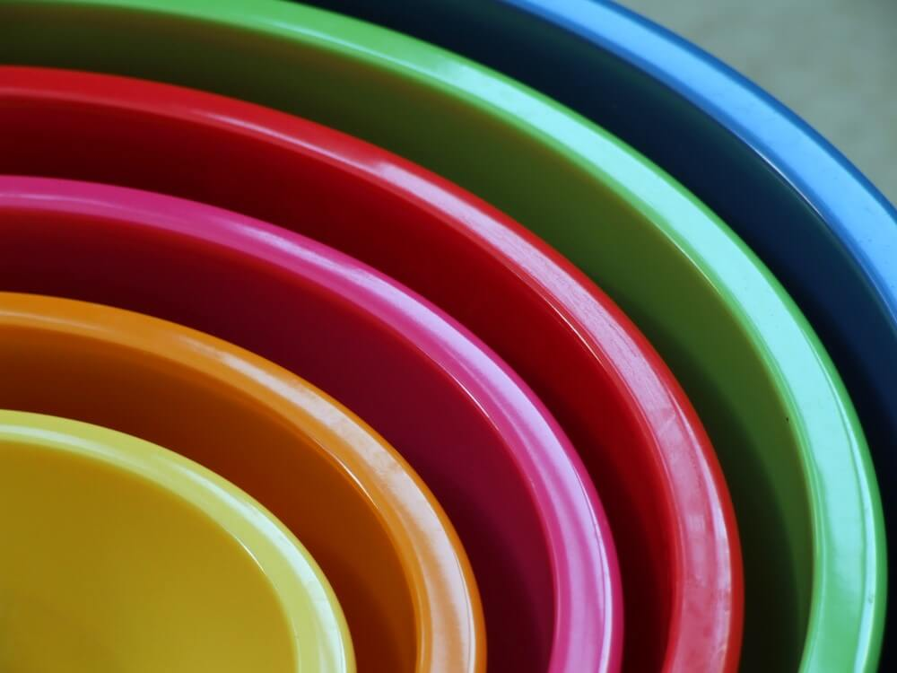 Need more RV space? Nest those dishes...or buy dishes that were meant to nest!