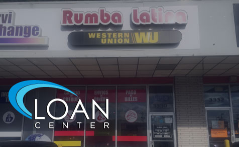 LoanCenter Title Loans at Rumba Money Centers 3330 Buford