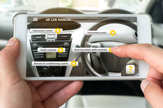 5 Tech Trends Transforming the Automotive Industry
