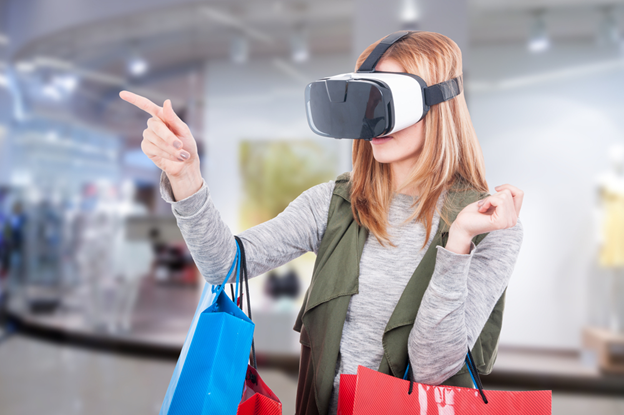 How AR/VR is Changing Shopping