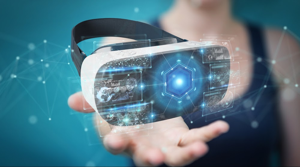 Introduction of Virtual Reality